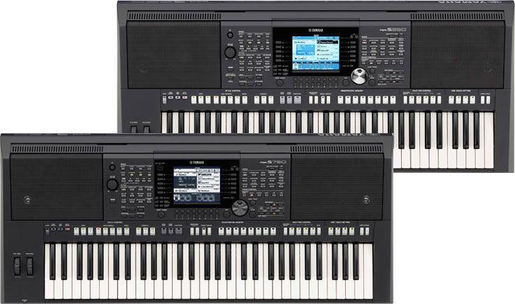 Naujas profesionalus sintezatorius YAMAHA PSR S950 868606919