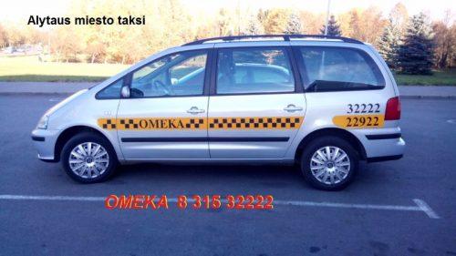 Taksi Alytuje 8 618 32222