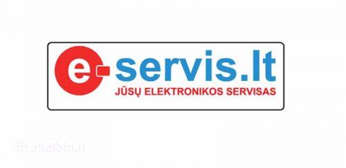 """Audio ir video technikos taisykla """"E-servis"""""""
