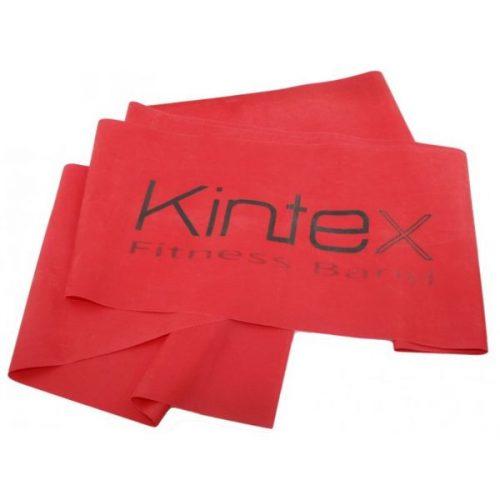 Juosta mankštai Kintex, 1,8m Dydis : 180 cm x 15 cm x 0,2 mm Stiprumas : Silpna (0,2 mm)