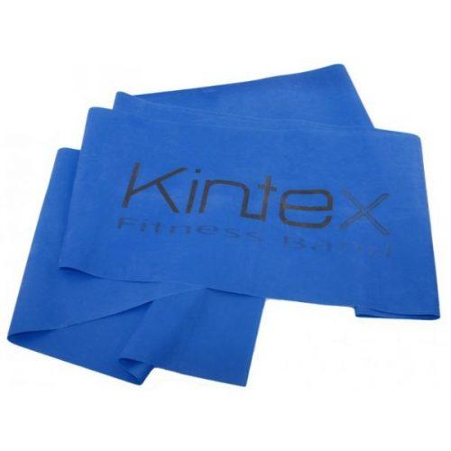 Juosta mankštai Kintex, mėlyna, 1,8m. Dydis : 180 cm x 15 cm x 0,30 mm Stiprumas : Stipri (0,30 mm)