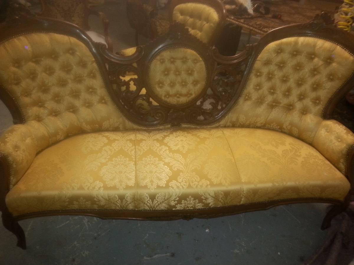 minkštų baldų restauravimas