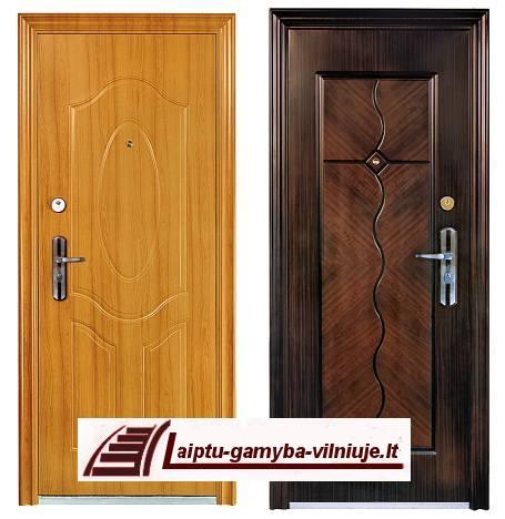 Medinių laiptų gamyba Vilniuje 868565101