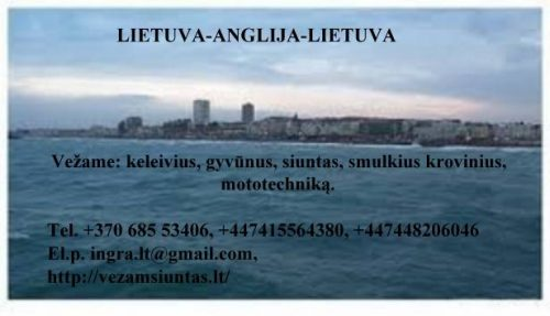 Lietuva-Anglija