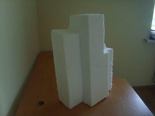 Oro tarpo  šiltinimas, Sienų šiltinimas termoputomis,
