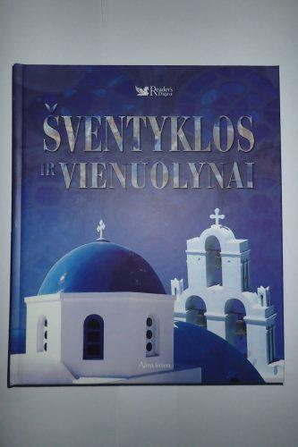 Knyga Šventyklos ir vienuolynai