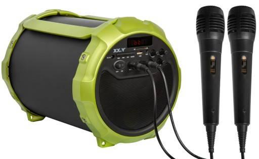 """Nešiojamos garso kolonėlės """"Reader Speaker"""""""