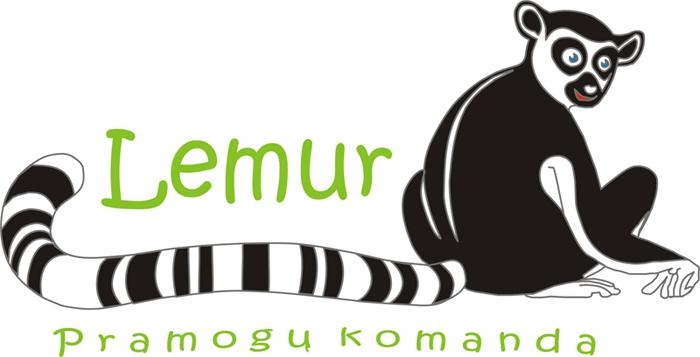 """Pramogų komanda """"Lemur"""" (rusų kalbą)"""