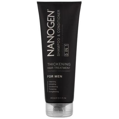 Plaukų priežiūra: Nanogen shampoo ir conditioner