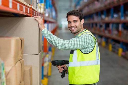 Darbas Olandijoje, logistikos centruose