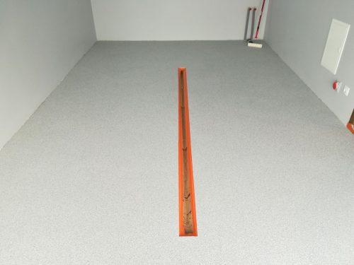 Epoksidinių grindų įrengimas.