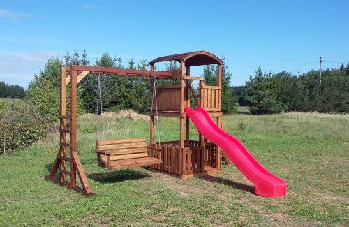 Gaminame vaikų žaidimo aikšteles