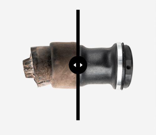 Pneumatine pakaba kompresoriai pagalves remontas Oro pakaba