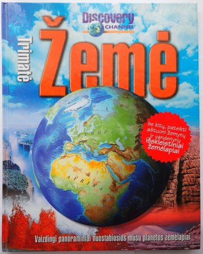 Knyga Trimatė žemė