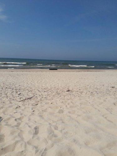 Sklypas prie jūros