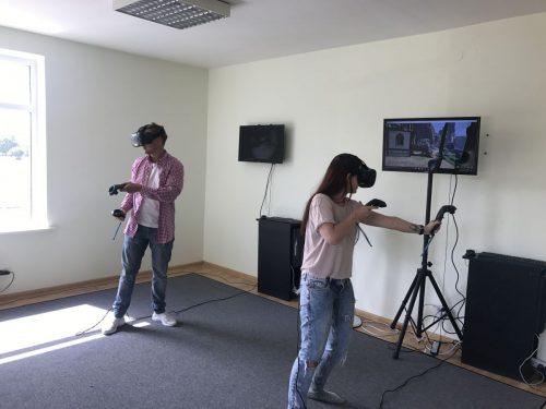Virtualios realybės (VR) akiniu nuoma Klaipėdoje / virtuali realybe klaipeda