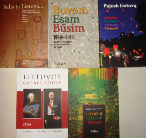 """Lietuvos Ryto"" Enciklopedijos 2009-2014 m."