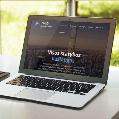 Interneto svetainių kūrimas SEO optimizavimas Svetainių priežiūra