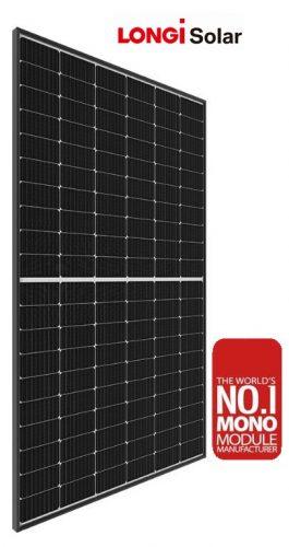 Saulės elektrinės moduliai Longi Solar 370w