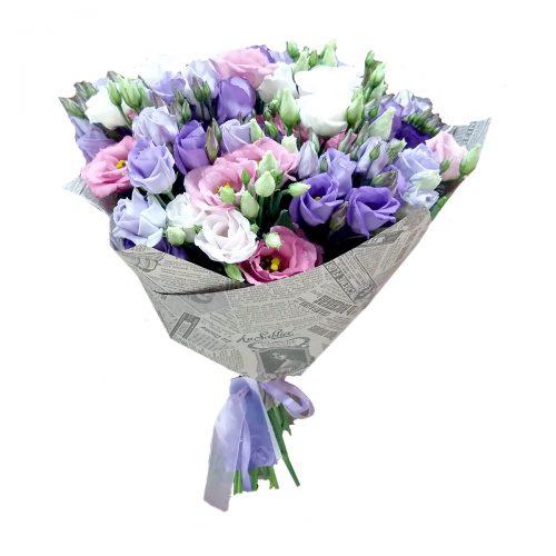 Gėlių pristatymas visoje Lietuvoje
