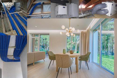 Namų ventiliacija: rekuperacinė vėdinimo sistema vos už 2700 EUR