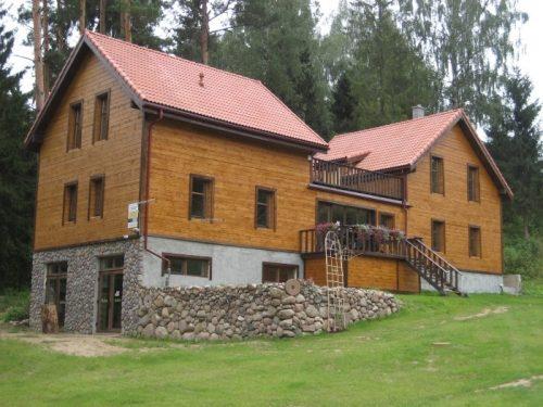 Senjorų globos namai